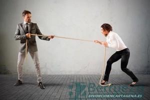 Abogado de divorcio contencioso